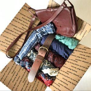 STYLE BOX (8) Bohemian Patriot items UO FP tops